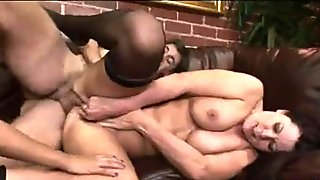 Mom and daughter threesome 0497
