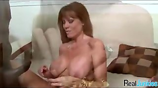 Interracial cuckold with mom 360