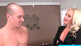 Sexy milf with big tits loves to fuck 16