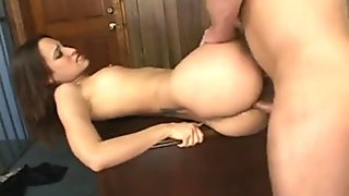 Anal Fucked And Blowjob For Amber Rayne www.beeg18.com