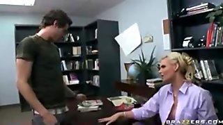 Phoenix Marie  Librarian In Heat