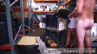 Floating tits first time Hot Milf Banged At The PawnSHop