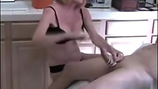 my affair from milf-meet.com - Handjob From Horny Amateu