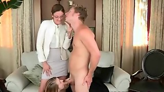Ava and her BF caught fucking on couch