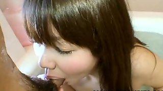 Japanese MILF Kaoru Kuriyama wants sex toys and hard cocks