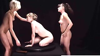 Mom and sons wife lesbian first time I