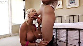 Barbi doll alike Puma Swede is getting her tasty snatch polished