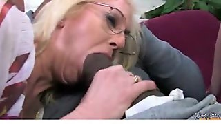 Huge black monster cock fucks white wet pussy 26