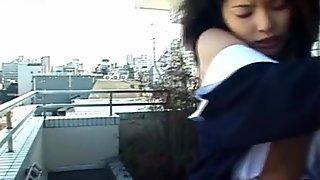 Sextractive Japanese milf Seire Mochizuki rides a hard cock