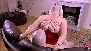 LACEYSTARR - Horny GILF Swallows Load